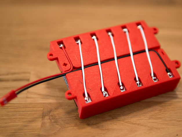 Органайзер для батареек своими руками