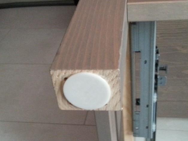 ikea hemnes tv board feet by sivar2311 thingiverse. Black Bedroom Furniture Sets. Home Design Ideas