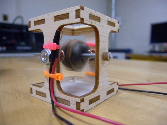 Brushless Dc Motor By Atomkemp Thingiverse
