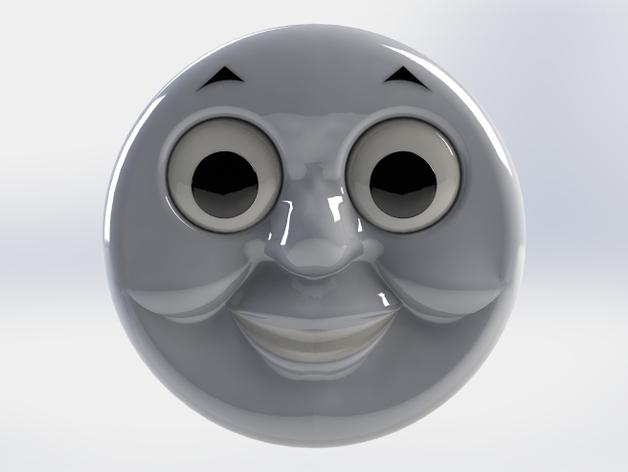 Thomas The Train Face Thomas The Train Engine Face