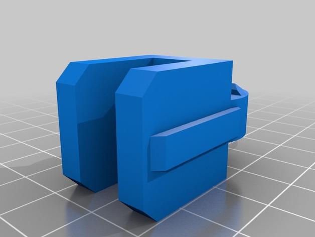 pillow case lock