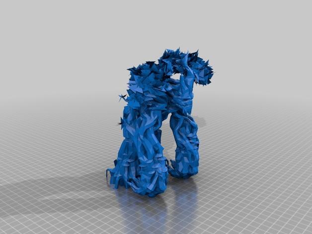 """APORTE MODELOS 3D DE EL JUEGO """"SMITE""""  - Página 2 Sylvanus_Tree_preview_featured"""