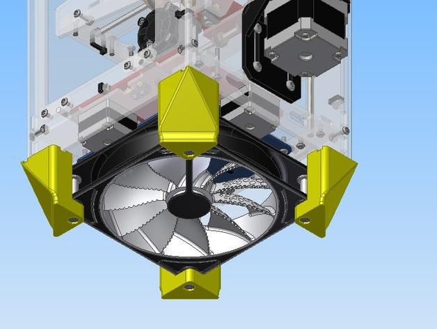 Fan System Fabrikator Mini (Tinyboy) by AntonioJose81 ...
