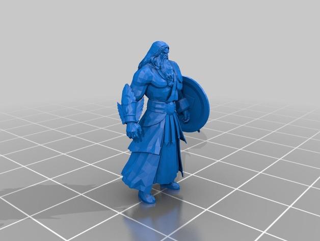 """APORTE MODELOS 3D DE EL JUEGO """"SMITE""""  - Página 2 Zeus_preview_featured"""