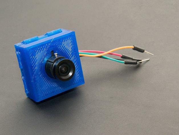 Uart TTL Serial Camera Module 640x480 Pixels for Arduino