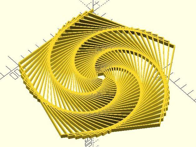 Turtle Spiral 2
