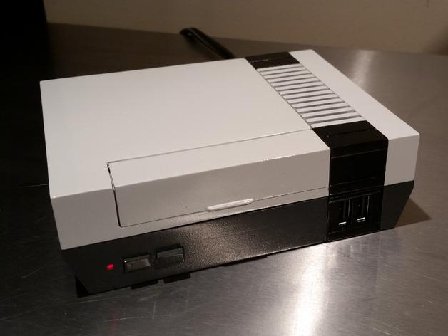 Raspberry Pi B+ Mini Classic NES case