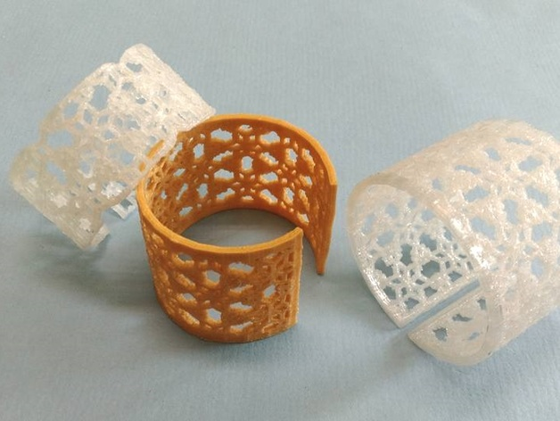 Zentangle bracelet