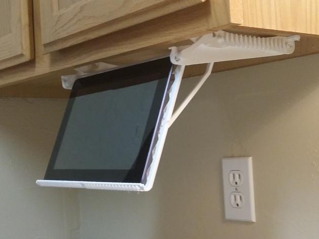 Ipad Kitchen Cabinet Mount