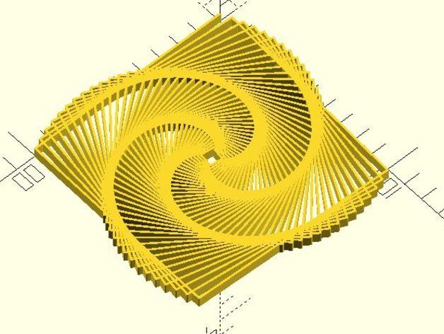 Turtle Spiral 1