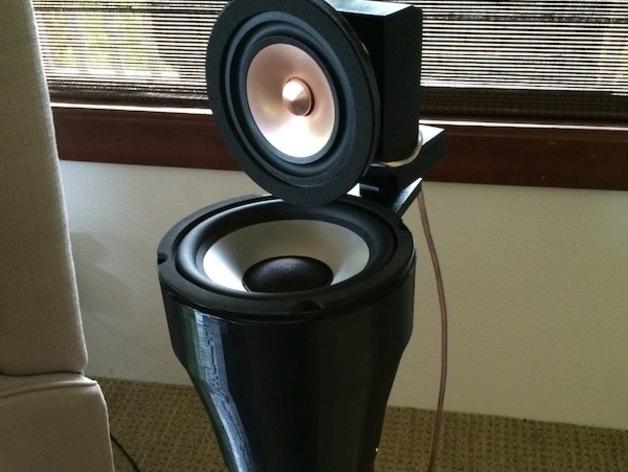 Hifi Speakers Based On The Linkwitz Labs Lx Mini By Bathys