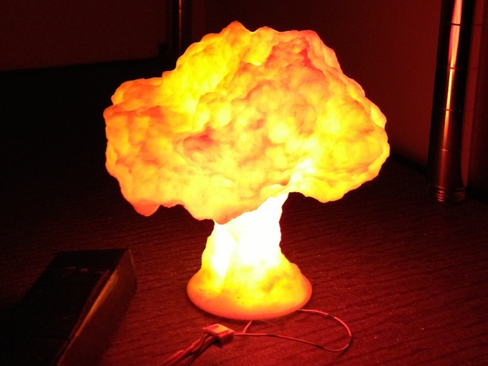 Nuke Lamp By Maximsachs Thingiverse