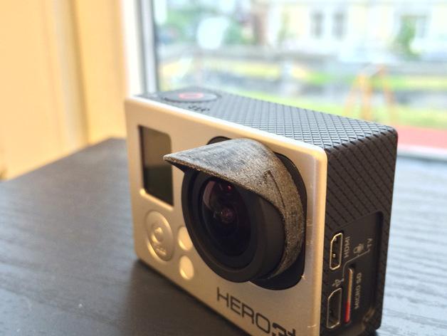Lens Gopro 4 Gopro Hero 3 Lens Hood by