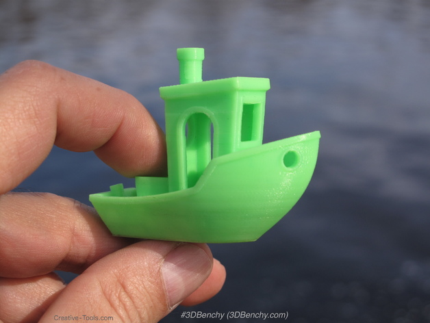 3dbenchy the jolly 3d printing torture test by. Black Bedroom Furniture Sets. Home Design Ideas