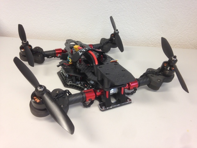 Best Race Copter Build Fo