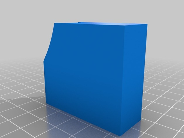 Oculus Sensor Wall Mount By Th3v3rn Thingiverse