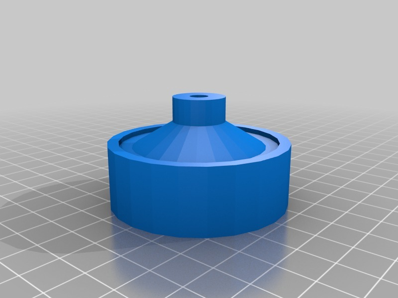 Technics SL-1200 Isolation Foot by igelman - Thingiverse