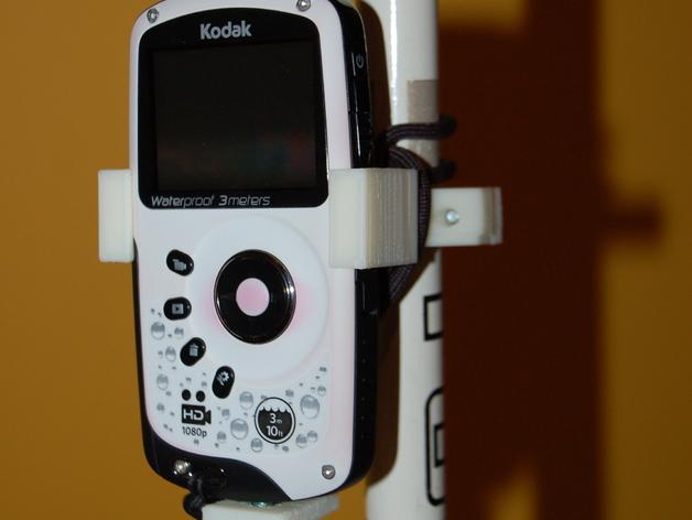 Ski Pole Camera Mount Camera Ski Pole Mount by