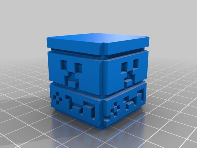 Minecraft - How to make chiseled stone brick! - YouTube