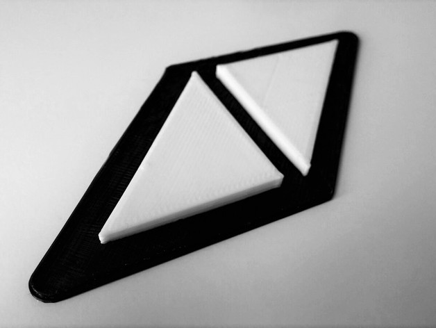 AVICII Logo DJ by pedroan - Thingiverse