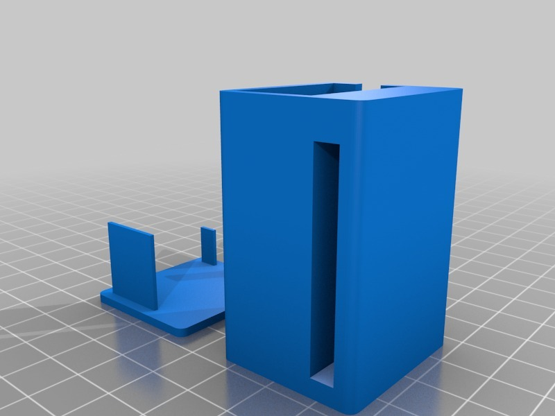 Stl Finder 3d Models For 9 Volt Battery Box