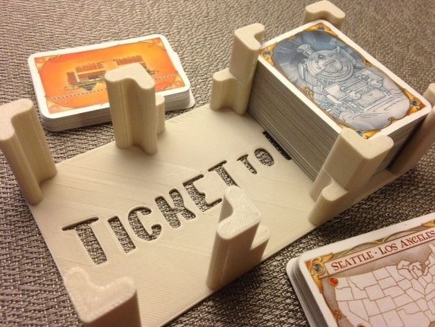 Campagne Kickstarter pour une super imprimante 3d Day123_tickettoridecards_preview_featured
