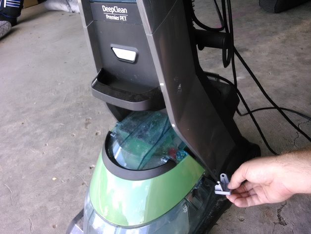 Bissell Steam Cleaner Replacement Clamp Left side by ...