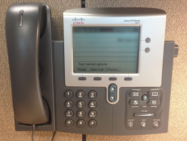 cisco office phone instructions