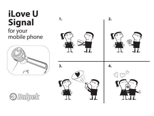 iLove U Signal