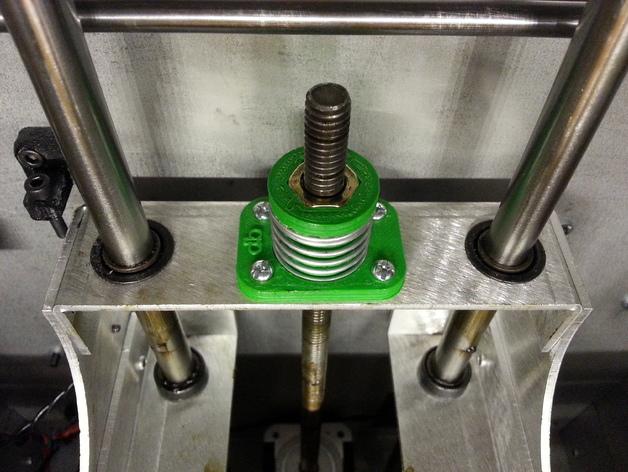 aluminum z-axis carrie...