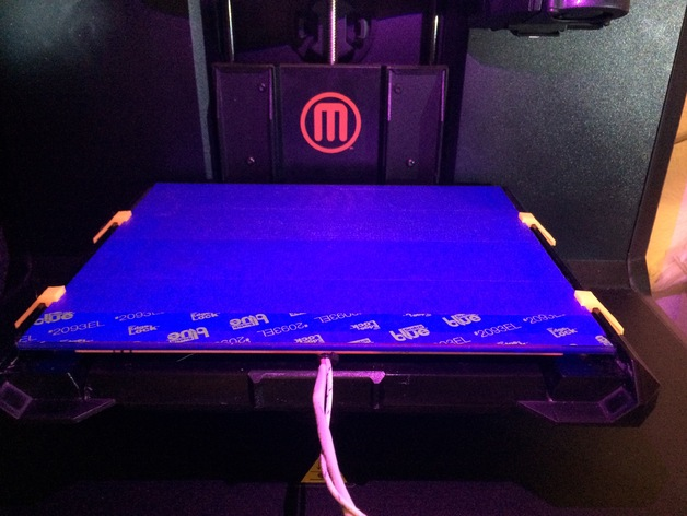 Replicator Bed Size