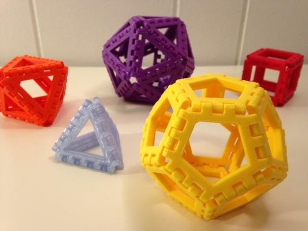 polihedronok