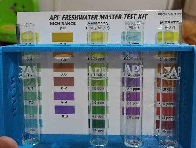 api water test kit instructions