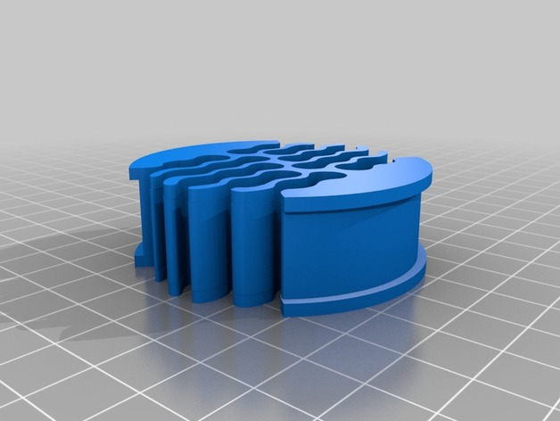 Network Cable Organizer By Tjmck Thingiverse