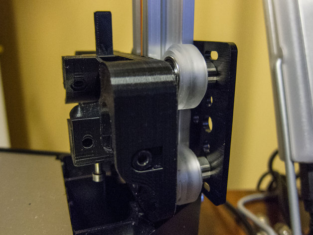 Mounting carriage 3
