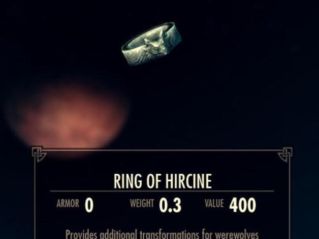 Hircine S Ring Robust