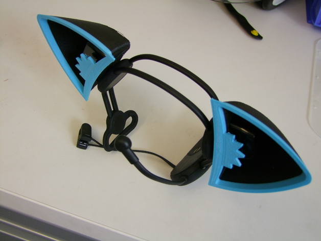 Amazon Cat Ears Headphones