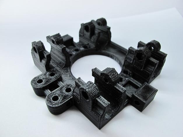 Printing at 300 mm / s – Part 1 – Basics and hardware