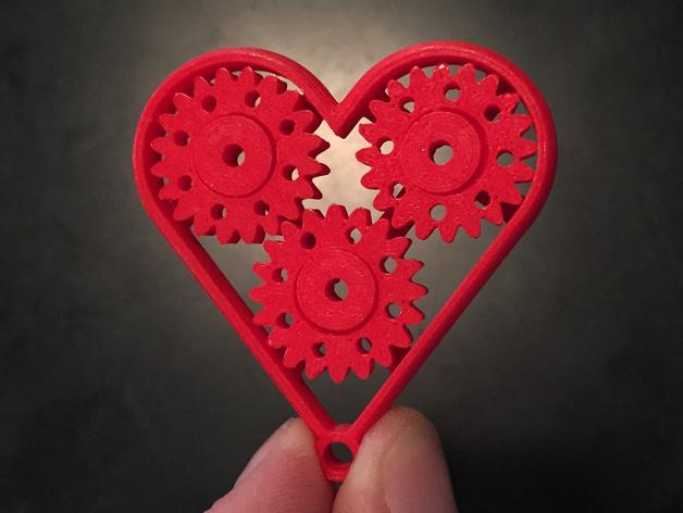 Geared Heart