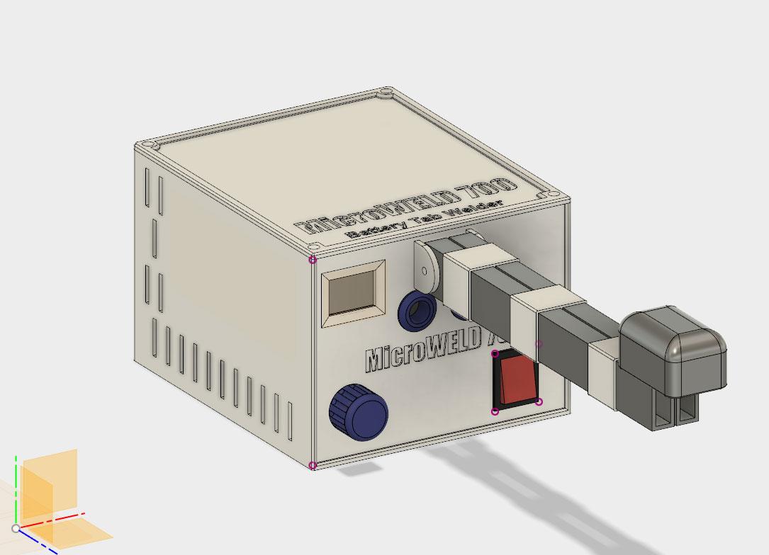 Battery Tab Spot Welder Project By Jimconner Thingiverse Welding Diagram Jul 11 2017 View Original