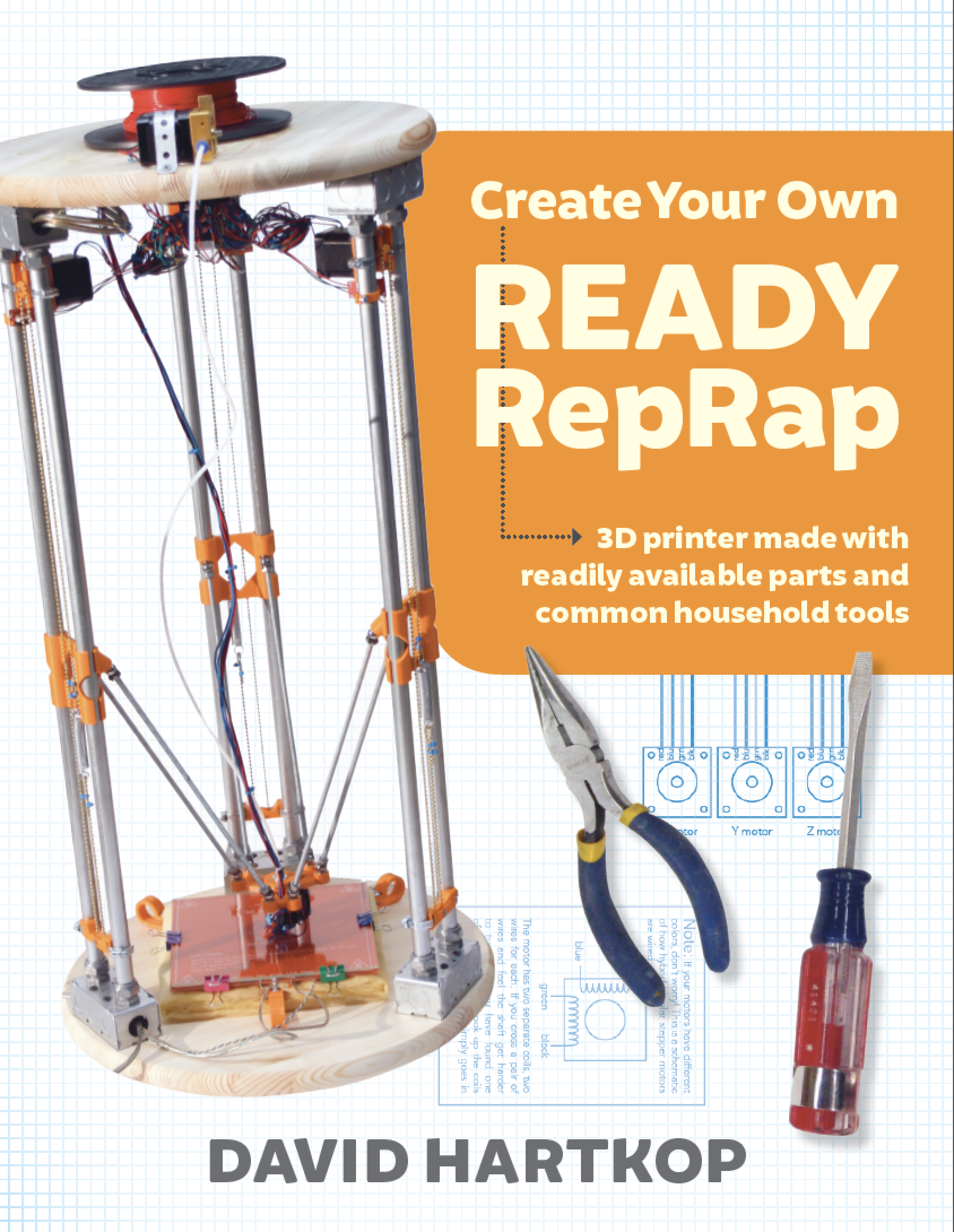 Ready Reprap By Dhartkop Thingiverse Wiring Diagram