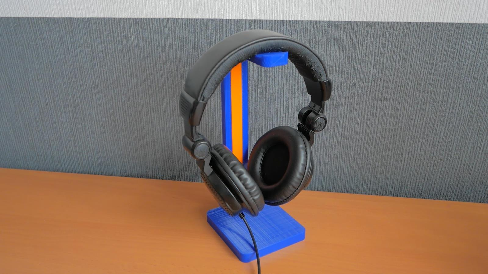 Support Pour Casque Audio By Jony Thingiverse