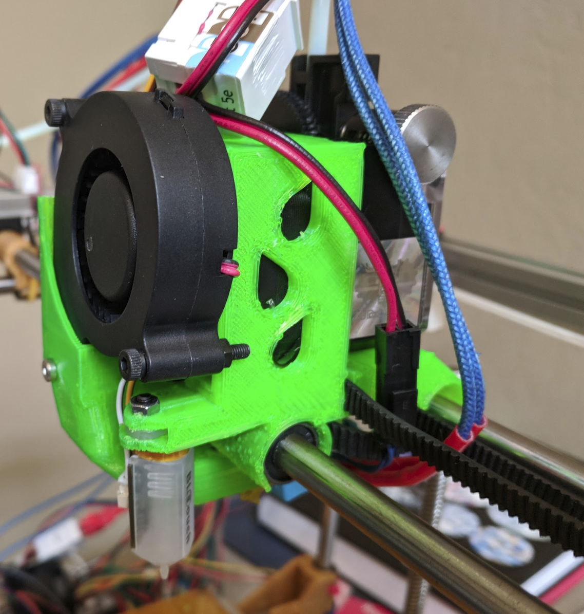 E3d Titan Extruder Mount For Fusebox Corexy By Phord Thingiverse Fuse Box Location Sep 4 2018 View Original