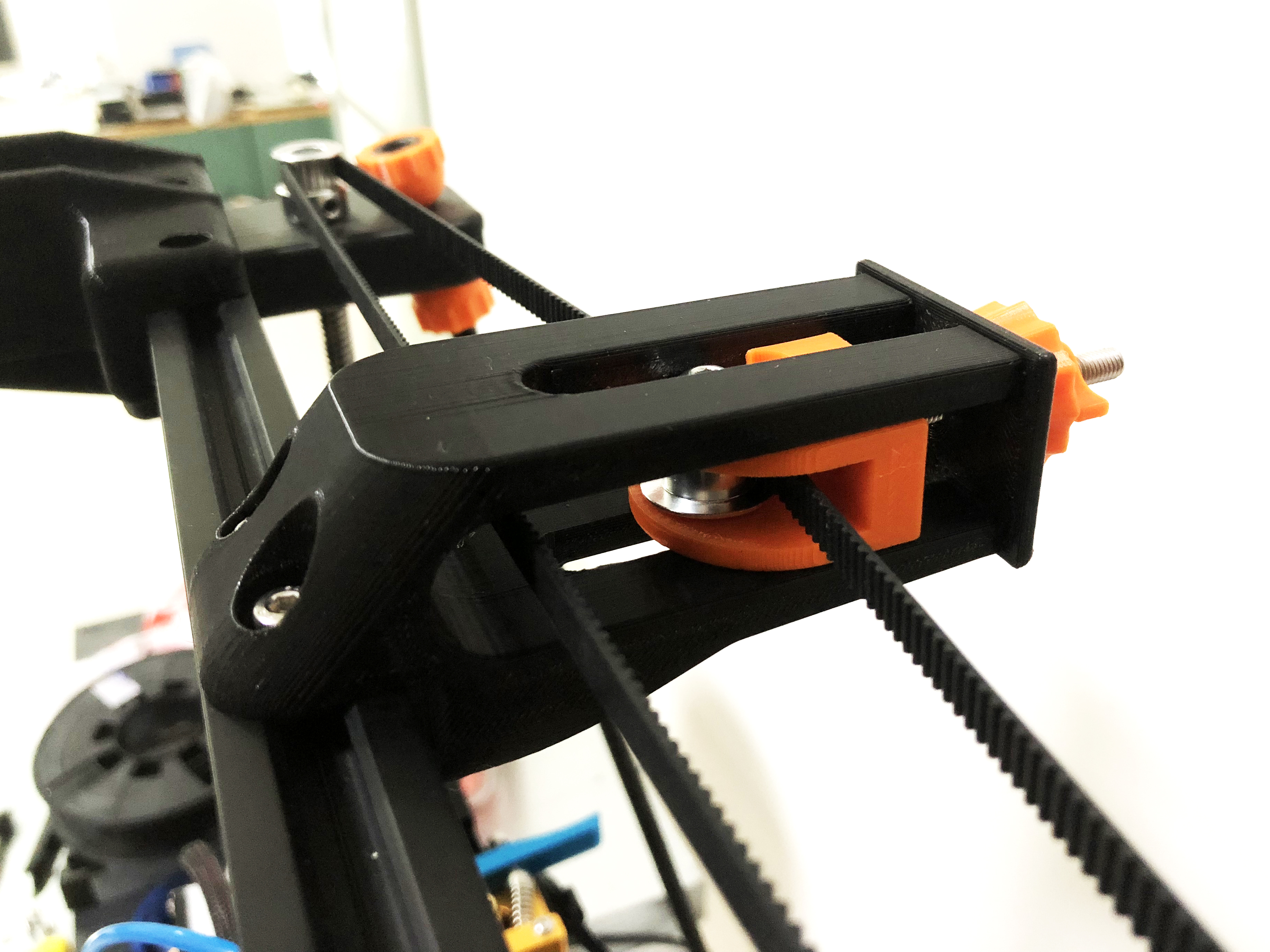 CR-10 / 10s Dual Z-Axis Belt Synchronizer by frans84 - Thingiverse