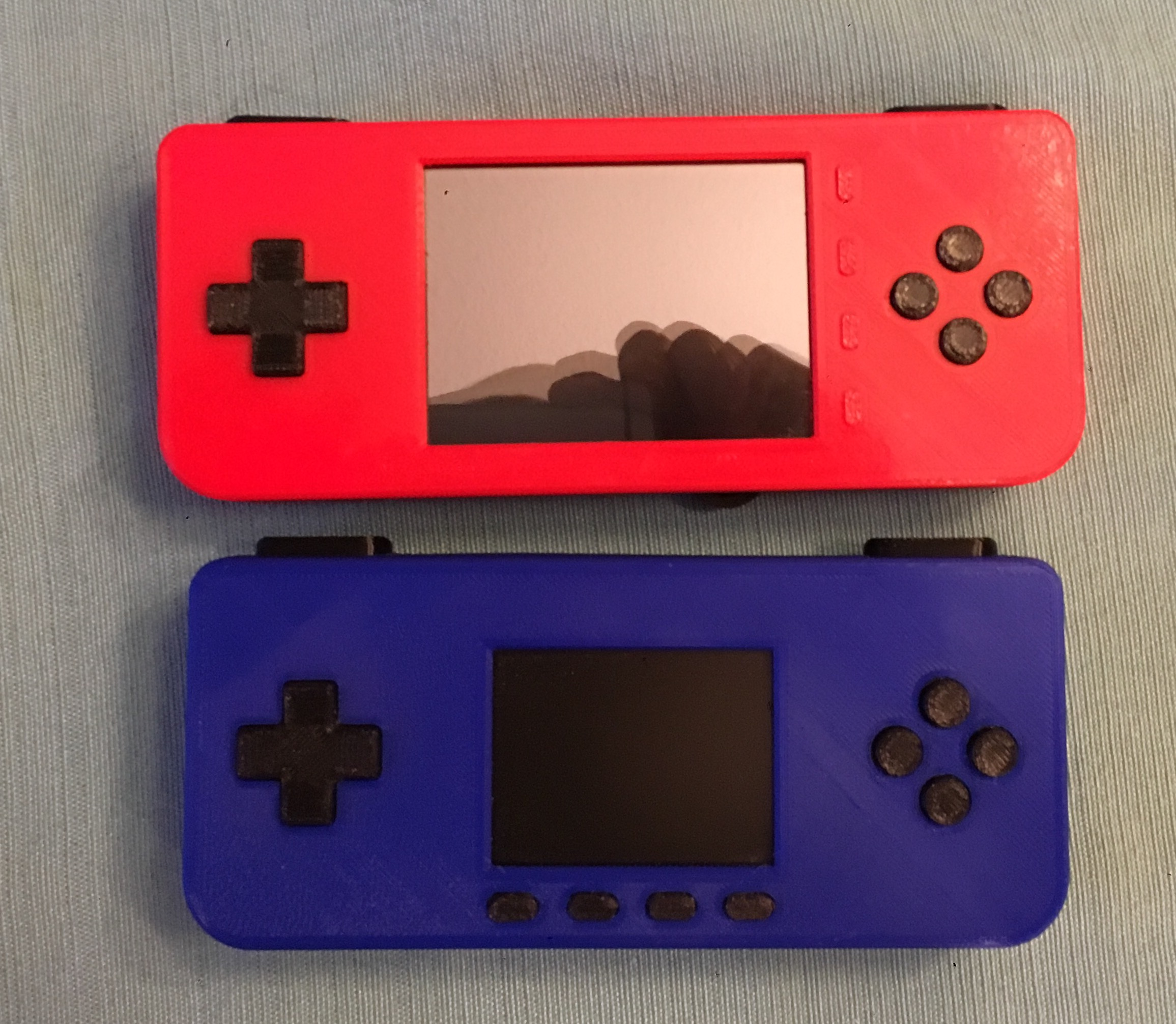 PiGRRL Zero Plus by 3dprintspace - Thingiverse