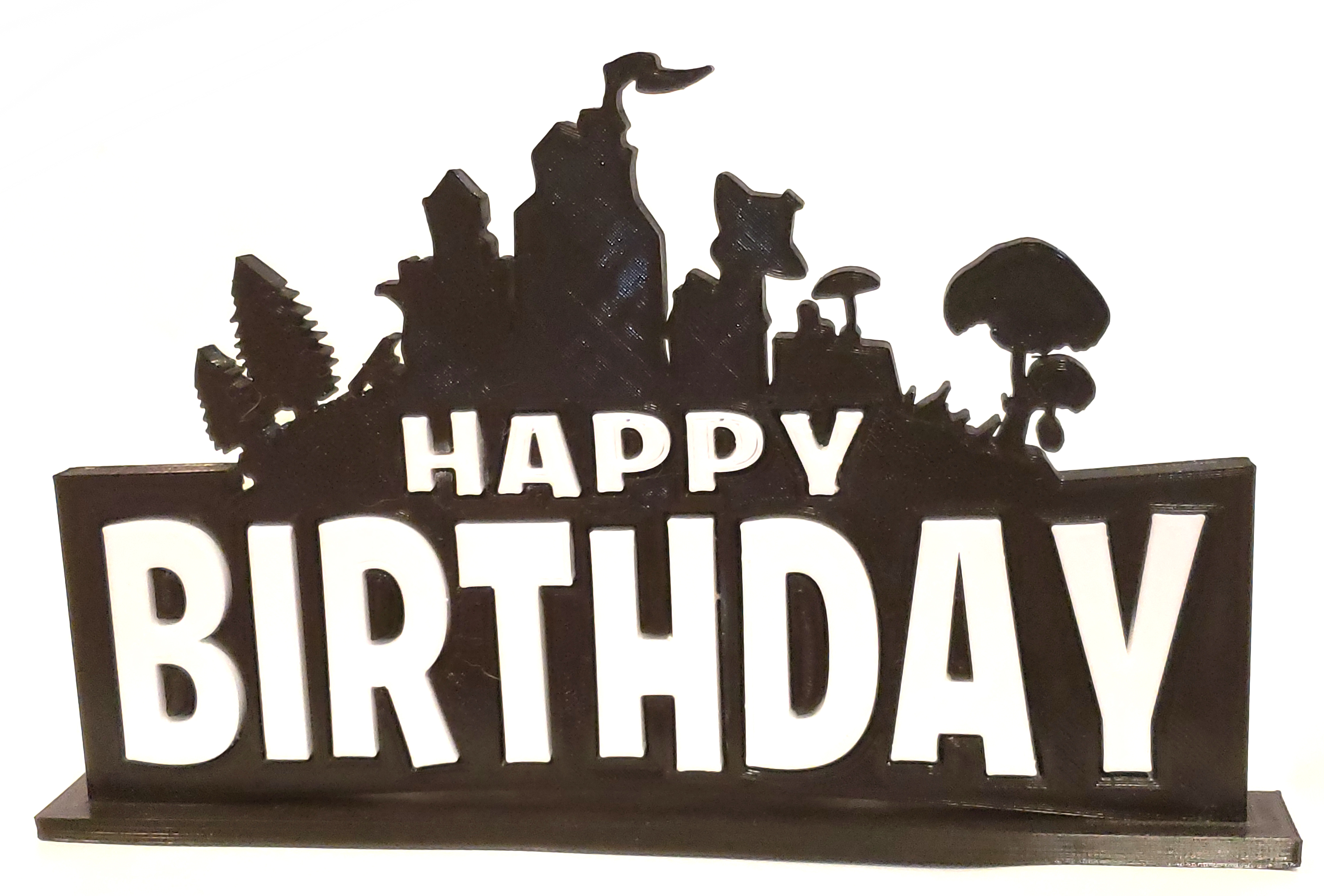 Fortnite Happy Birthday Images Fortnite Free 35 Tiers