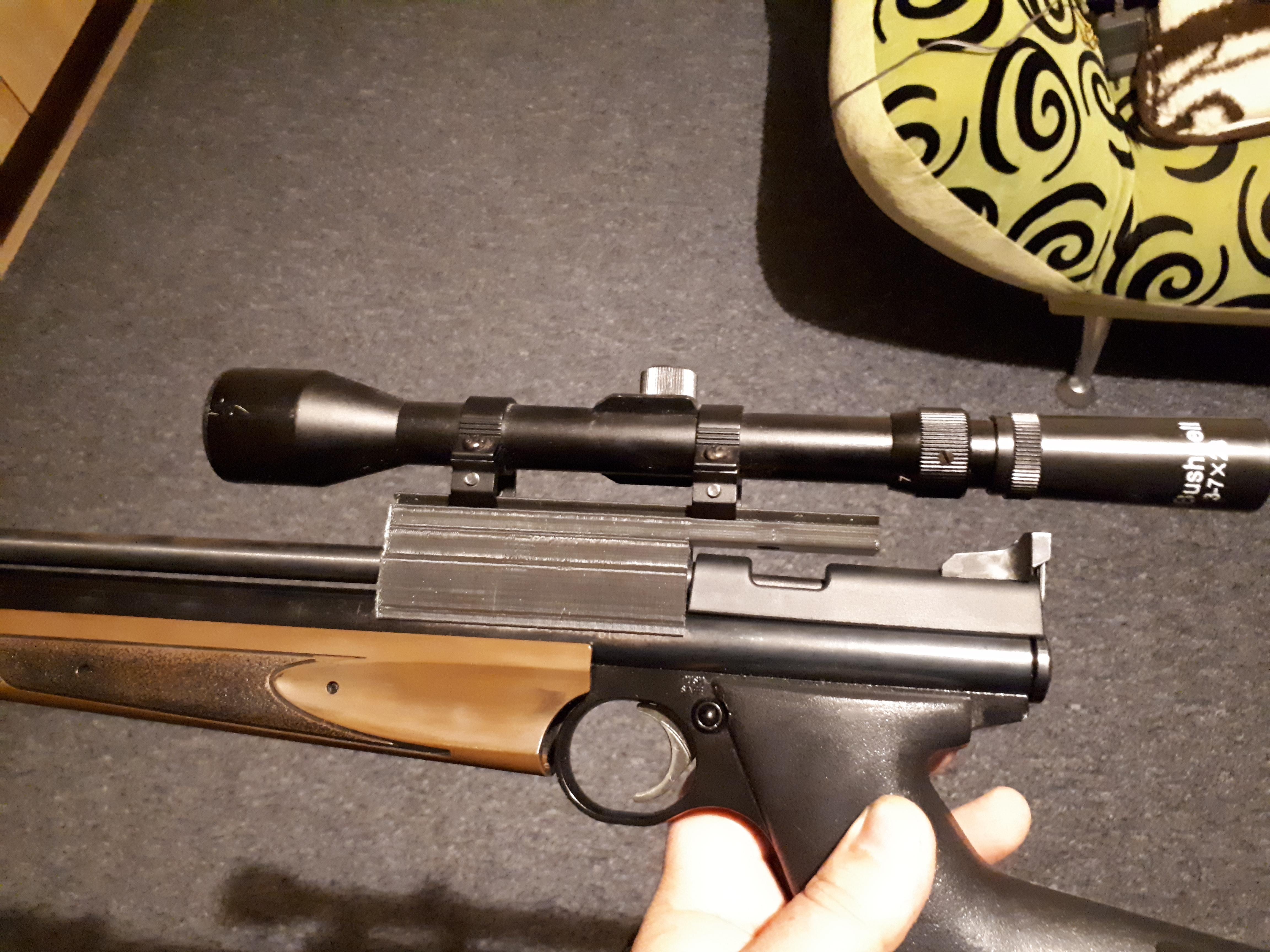 crosman 1377 scope mount