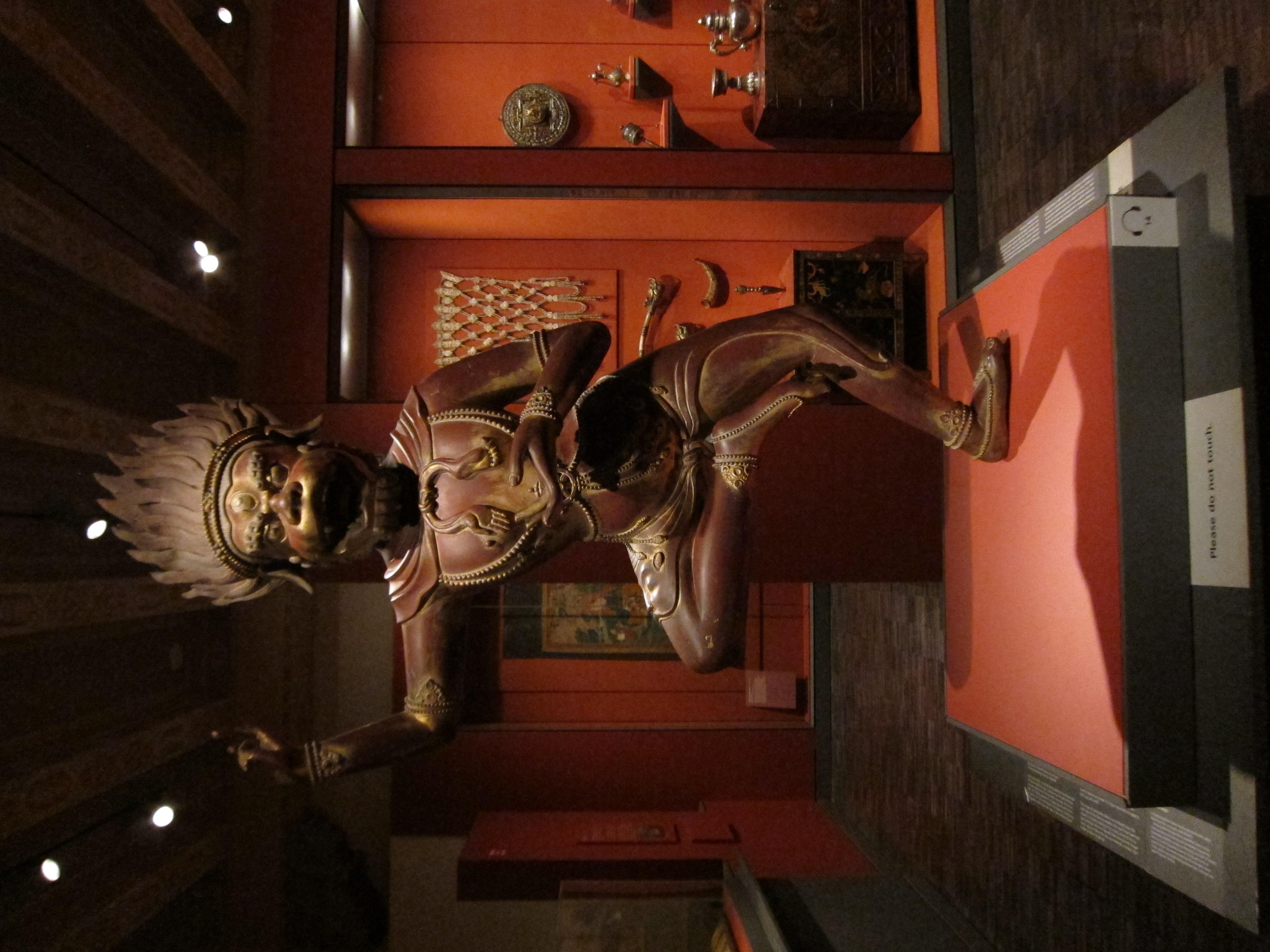 Simhavaktra Dakini by AsianArtMuseum - Thingiverse