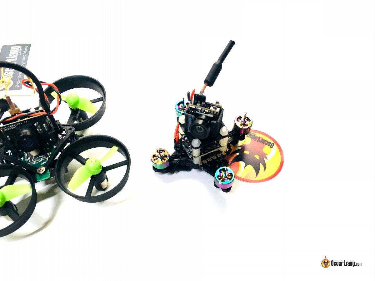 Angry Oskie Micro Quad Frame for 0703 0705 Brushless Motors by ...