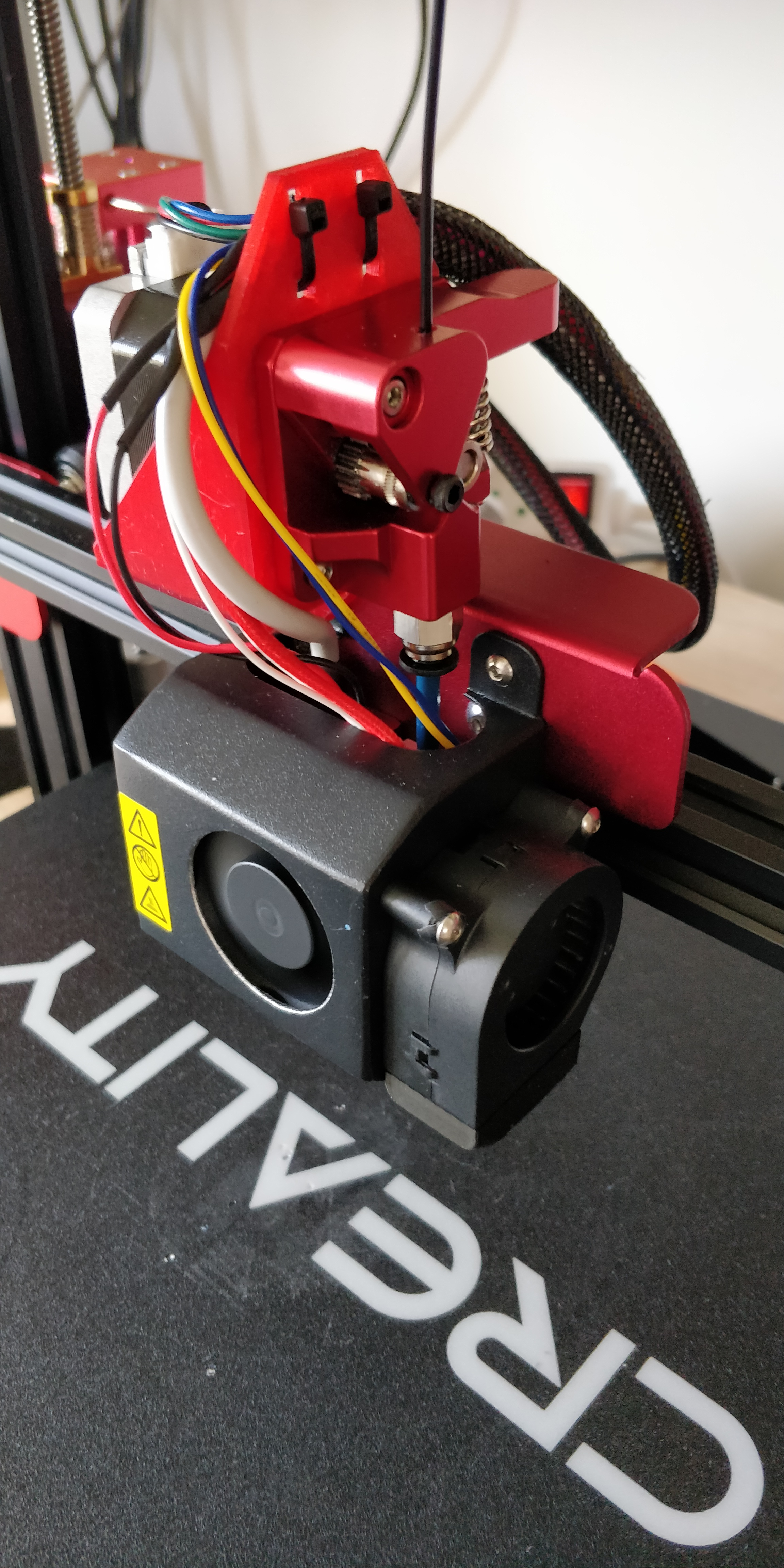 CR-10 S Pro Direct Drive by Lujes - Thingiverse